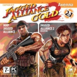 Jagged Alliance Gold (PC-DVD)
