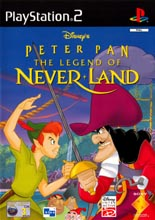 Disney's Piter Pan-Legand of Never Land