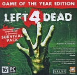 Left 4 Dead + Survival Pack (PC-DVD)