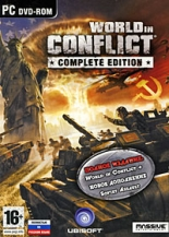 World in Conflict Complete Edition (PC-DVD)