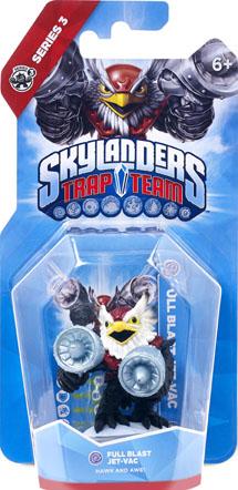 Skylanders: Trap Team Jet Vac