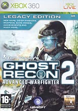 Tom Clancy's GR Advanced Warfighter 2 LE (Xbox 360)