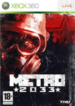 Metro 2033 Limited Edition (Xbox 360)