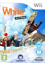Shaun White Snowboarding: World Stage (Wii)