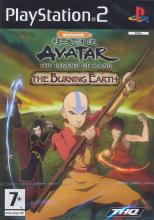 Avatar the Legend of Aang the Burning Earth (PS2)