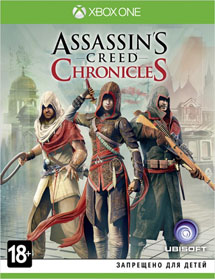 Assassin's Creed Chronicles: Трилогия (XboxOne)
