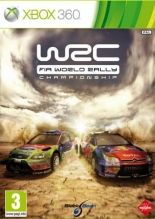 WRC: FIA World Rally Championship (Xbox 360)