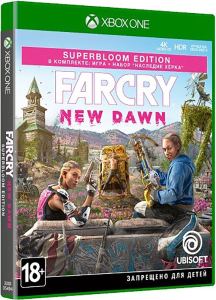 Far Cry: New Dawn. Superbloom Edition (Xbox One) (GameReplay)