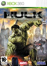 Incredible Hulk (Xbox 360)