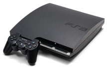 PlayStation 3 Slim (120 Gb) + Dual Shock 3 Black