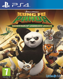 Кунг-ФуПанда: Решающий Поединок Легендарных Героев (PS4)
