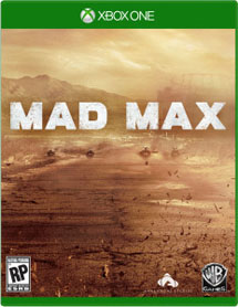 Mad Max (Xbox One) (GameReplay)