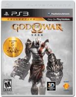 God of War Saga [USA] (PS3) (Б/У)