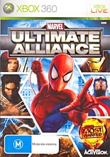Marvel Ultimate Alliance (Xbox 360)