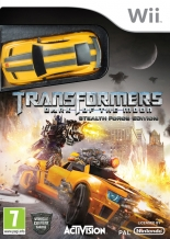 Transformers: Dark of the Moon (Wii)