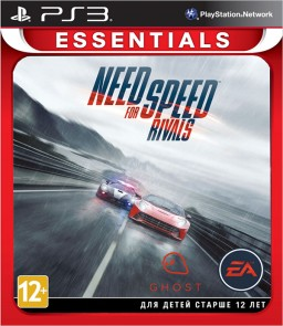 Need for Speed: Rivals (PS3) (GameReplay)