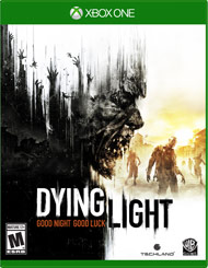 Dying Light (Xbox One) (GameReplay)