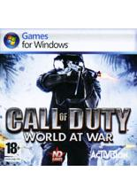 Call of Duty: World at War (PC-DVD)