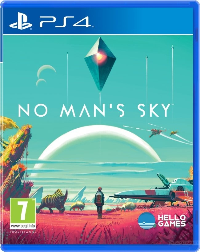 No Man's Sky (PS4) (GameReplay)