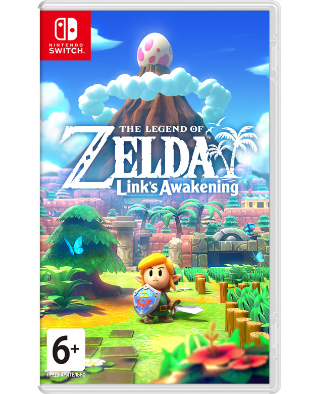 The Legend of Zelda: Link's Awakening (Nintendo Switch) (GameReplay)
