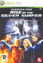 Fantastic Four: Rise of the Silver Surfer (Xbox 360)