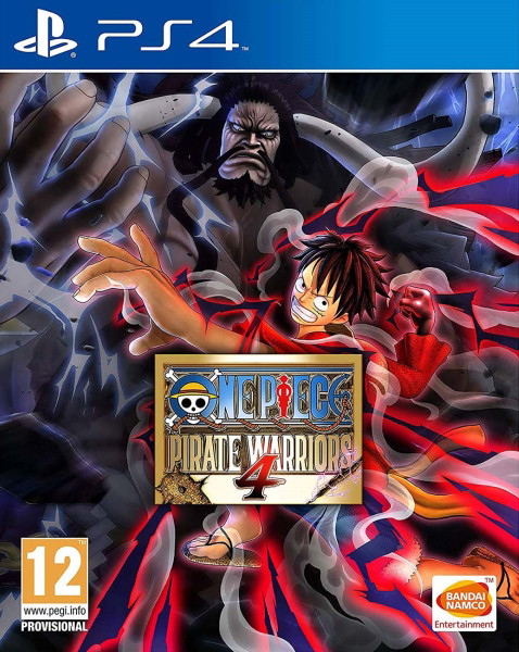 One Piece Pirate Warriors 4 (PS4) (GameReplay)