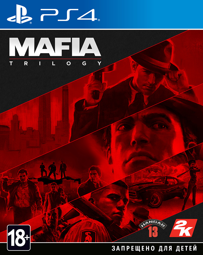 Mafia: Trilogy (PS4) (GameReplay)