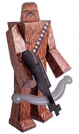 Конструктор из бумаги Star Wars Chewbacca фото