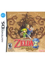 Legend of Zelda: Phantom Hourglass (DS)