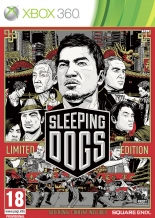 Sleeping Dogs. Limited Edition. Русские субтитры (Xbox 360)