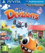Дурдом в кармане (Little Deviants) (PS Vita)