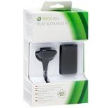 Комплект зарядный Play & Charge Kit R (Xbox 360)