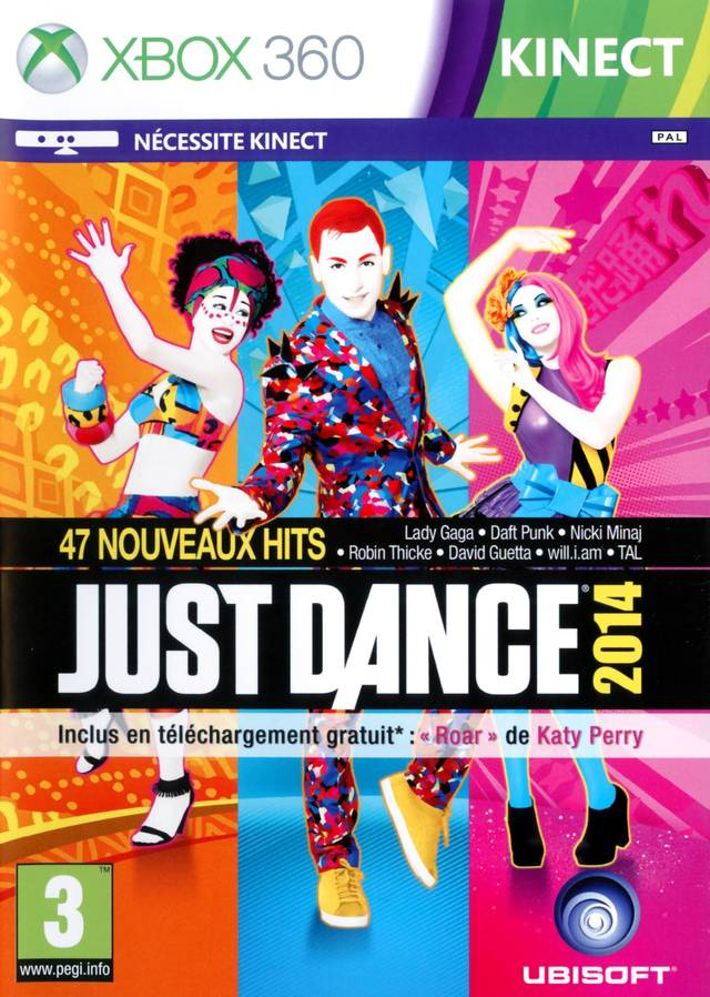 Just Dance 2014 (Xbox360)