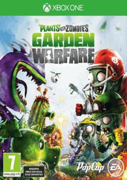Plants vs. Zombies Garden Warfare (Xbox One) от GamePark.ru