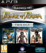 Prince of Persia Trilogy Classics HD (PS3)