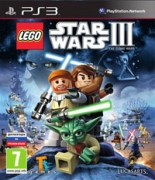LEGO Star Wars III: the Clone Wars (русская документация) (PS3)