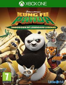Кунг-ФуПанда: Решающий Поединок Легендарных Героев (Xbox One)