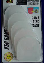 Game Disk Case  5psc PG-P002A