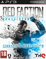 "Red Faction: Armageddon - ""Коммандос и разведка"" (PS3)"