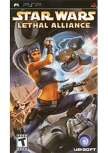 Star Wars Lethal Alliance (PSP)