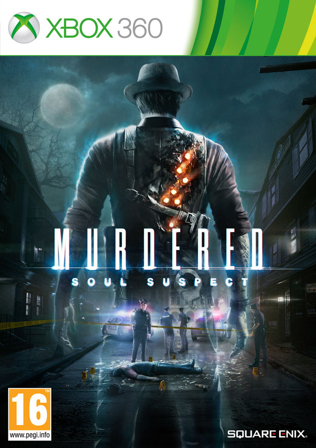 Murdered: Soul Suspect (Xbox360) (GameReplay)