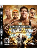 WWE Legends of Wrestlemania (PS3)