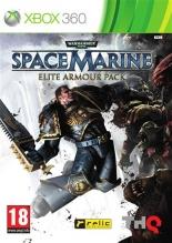 Warhammer 40000: Space Marine — Elite Armour Pack (Xbox 360)