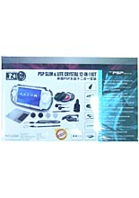 PSP Slim & Lite Crystal 12-in-1 Kit