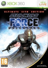 Star Wars: The Force Unleashed Ultimate edition (Xbox 360)