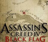 Карта сокровищ Assassin's Creed IV Black Flag