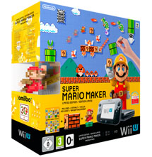 Wii U Premium Pack + Super Mario Maker