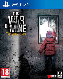This War of Mine: The Little Ones (PS4) (GameReplay)