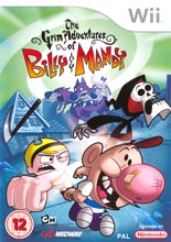 Grim Adventures of Billy Mandy (Wii)