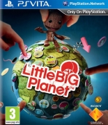 LittleBigPlanet (PS Vita) (Gamereplay)